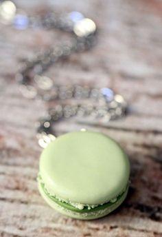 Macaron necklace