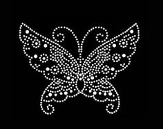 Popular items for butterfly transfer on Etsy