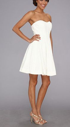 the perfect rehearsal dinner dress!