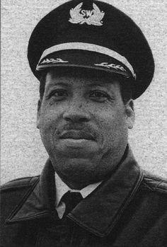Louis Freeman One Of Only Two Black Chief Of Pilots For A Major Air Carrier In The United States