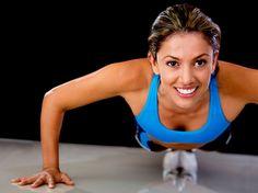 7 Day Push-Up Challenge   Skinny Ms.