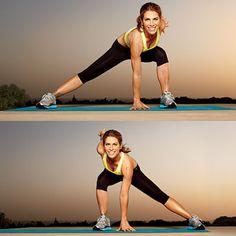 Jillian Michael's 5 Shape-Up Moves