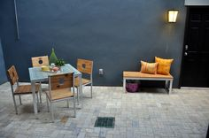 Private interior Courtyard. Holmes Homes Mansion Townhomes at Daybreak. www.daybreakutah.com