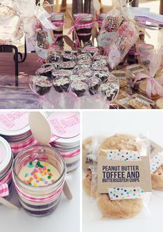 bake sale / packaging ideas.
