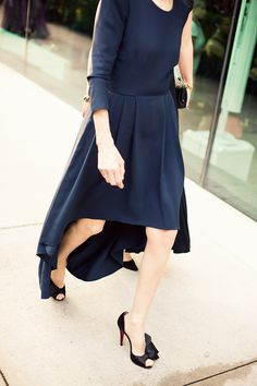 Love this frock.