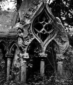 Abandoned church...