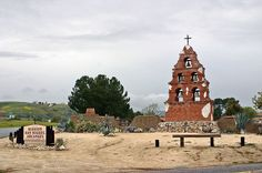 San Miguel Mission, California: During the evening of December 5th 1848, the owner William Reed And his family were brutally murdered. Many people have seen the ghost of William Reed wearing his winter pea coat. Another ghost that is seen is felt to be his wife Maria Reed, she is seen wandering the Mission grounds wearing a white dress. Other witnesses have heard muffled screams coming from the chapel. Some have seen the apparitions of two young boys at the Mission.