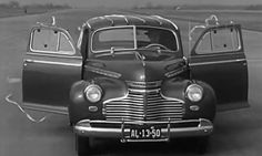 1941 Chevrolet film reel 'Taking the Air' by Jam Handy highlights automotive streamlining efforts - Autoweek