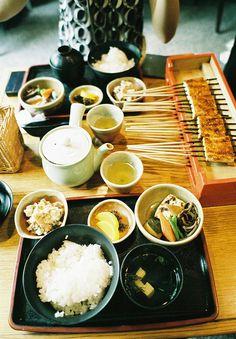 Darn, I miss Asian food. Real Asian food, mind.