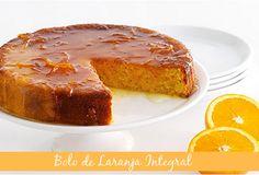 Bolo de laranja Integral http://www.patriciadavidson.com.br/?s=receita+integral