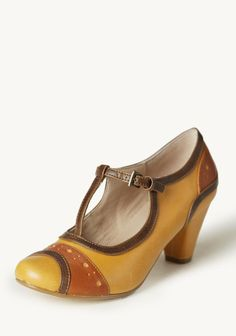 at Ruche // brown shoes