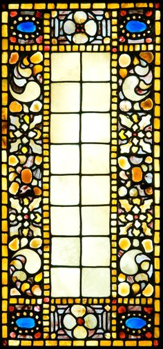 Stained Glass Window Louis Comfort Tiffany American Glass