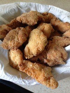 RECIPE: Gluten Free Chicken Bites