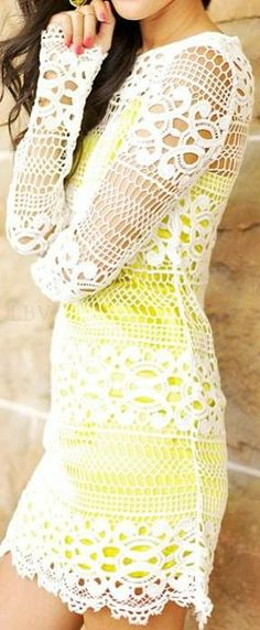Summer lace style | LBV ♥✤