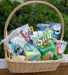 Celebrate history with May Day basket tradition