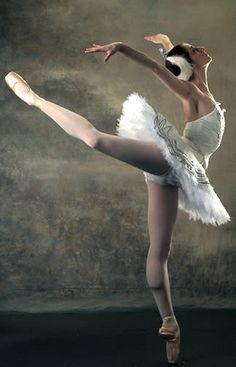 Christiana Bennett, prima ballerina of Ballet West.