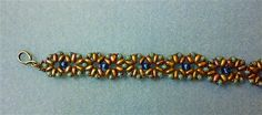 Free Twin Bead Bracelet Project featured in Bead-Patterns.com Newsletter!