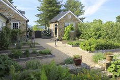 Rock Ford Farm in Virginia by Arentz Landscape Architects.