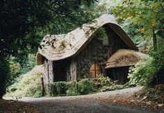 little houses, dream, hobbit home, fairy tales, fairi