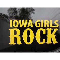 iowahom sweet, iowa girls, state, true, girl rocky, awesom, quot, rocks, thing