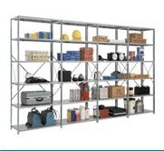 Open Clipper Shelving Units and Systems