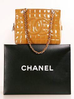 CHANEL SHOULDER BAG @Michelle Coleman-Hers