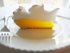 lemon meringue pie - from Bourbon & Boots