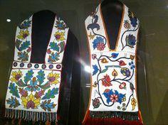 Native American bead designs by Ro.E.H, via Flickr