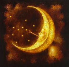 love the moon.........