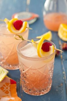 5 Lemonade Recipes For Memorial Day Weekend