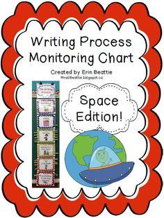 charts, classroom theme, writing process, grade, educ, kindergarten frog theme, classroom space theme, space theme classroom ideas, classroom frog theme