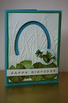 Penny spinner card.