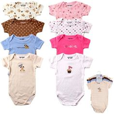 Pack Hanging Bodysuits