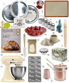 Gift Guide 2013: The Baker
