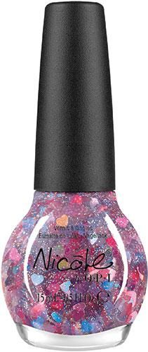 Nicole by OPI - Step 2 the Beat of My <3 have it!