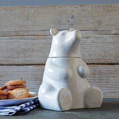 Bear Cookie Jar | west elm