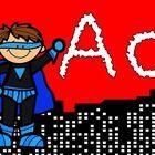 Alphabet posters for your superhero classroom....