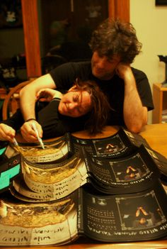 Amanda Palmer / Neil Gaiman.