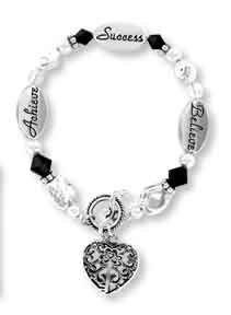 DMM Expressively Yours Bracelet - Achieve, Success, Believe $9.28 #topseller
