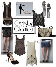 gatsby outfits