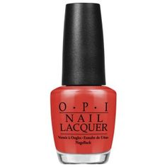 My Paprika Is Hotter Than Yours by OPI