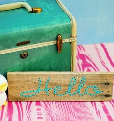 Upcycle Today: 8 Cute & Easy DIY Home Decor Projects