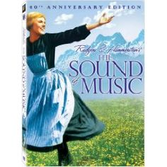 The Sound of Music :) film, music, julie andrews, juli andrew, sound, 40th anniversari, book, 40th anniversary, favorit movi