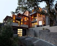 Modern Exterior Design, Pictures, Remodel, Decor and Ideas - page 34