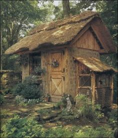 Lovely shed