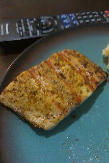 Grilled Mahi Mahi Recipe