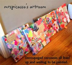mrspicasso's art room: Birds of a Feather- Mini Art Camp #1