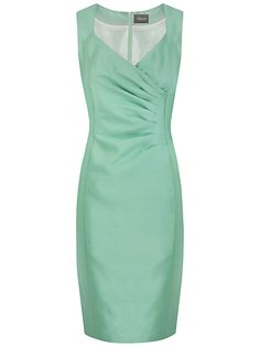Love this mint dress