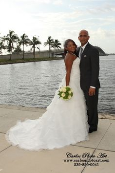 Water Front Wedding Venue