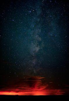 ♥ Milky Way.